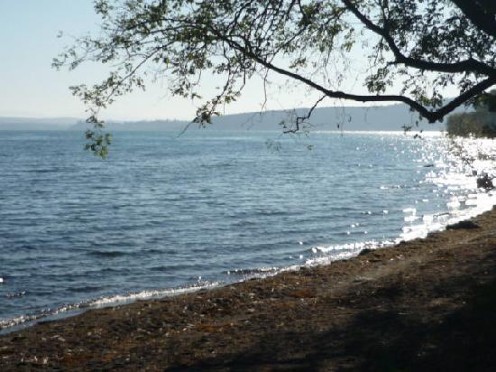 La Gismonda : Lac de Bracciano