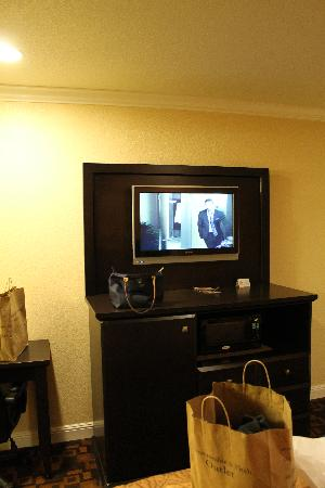 Monterey Surf Inn: TV