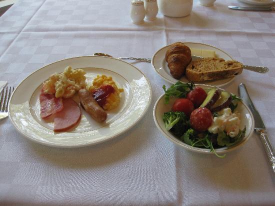 Hotel  Marroad Karuizawa: 朝食