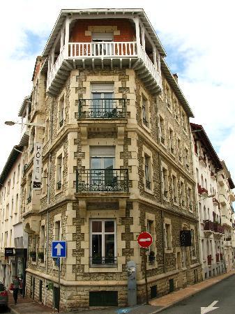Hotel Alcyon : hotel