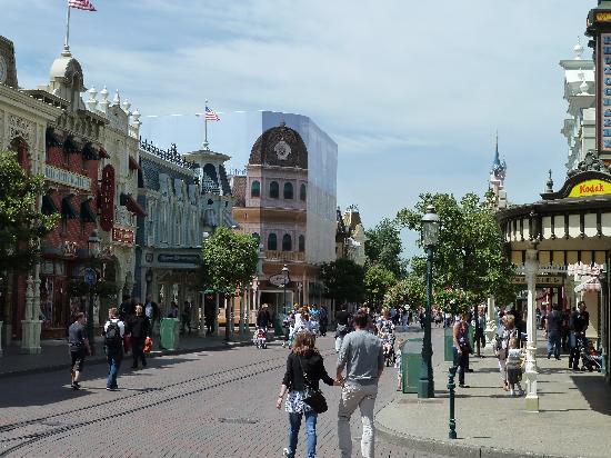 Disneyland Park: disney