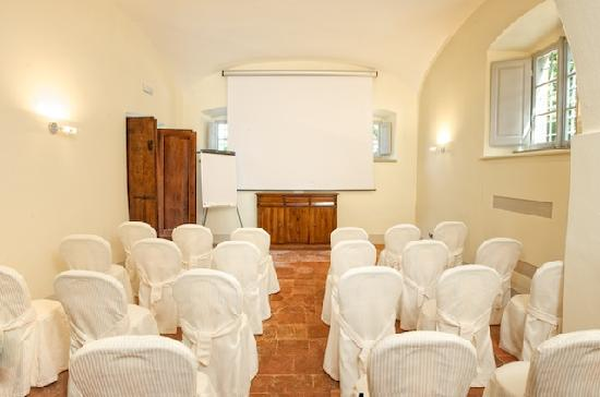 Villa di Piazzano: meeting room