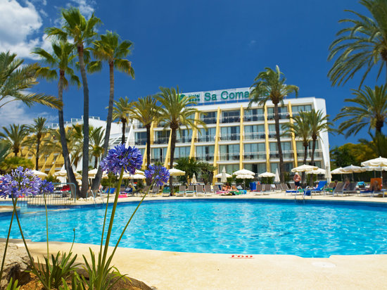 Protur Sa Coma Playa Hotel & Spa: Piscina - Swimming pool