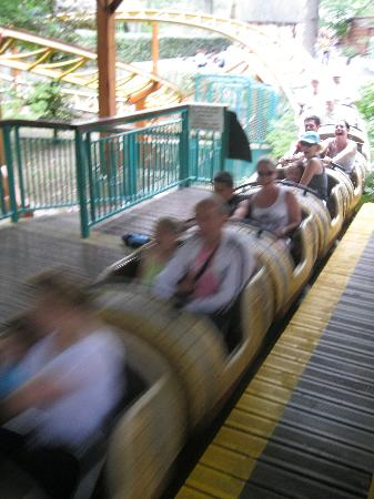 Plailly, Francia: Parc Asterix