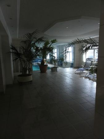 Hotel Kaiserhof: swimming pool