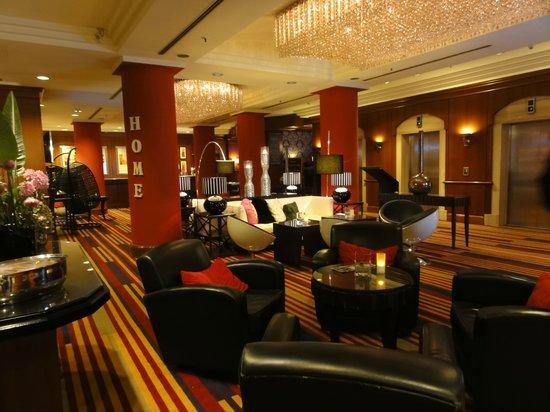 Lindner Hotel City Plaza: lobby