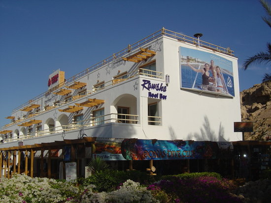 Oonas Dive Club Hotel: Oonas Hotel and Dive Club
