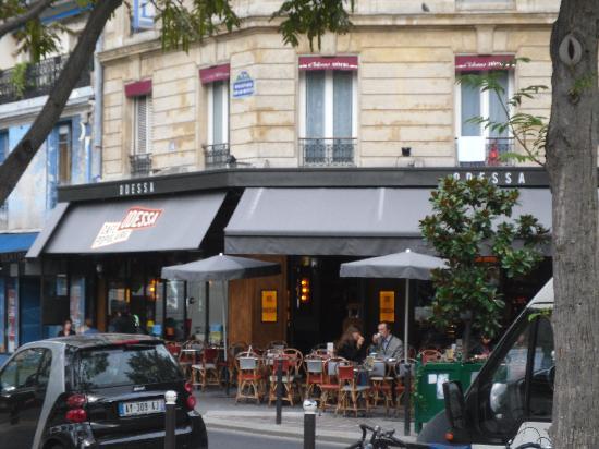 Hotel Odessa Montparnasse: Hotel Odessa