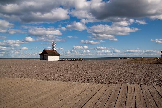 Toronto Beach: Blick zum Relaxen