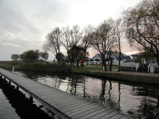 Resort Schwielowsee: scenery
