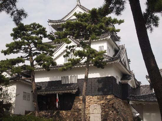 Okazaki, Japon : 天守閣