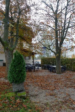 Gasthof Kolb Bayreuth: View from a garden