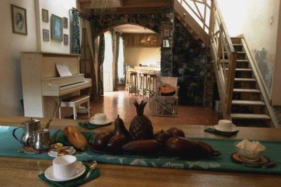 Fiirek : Salle petit déjeuner