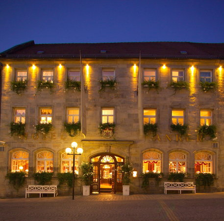 Charming Or Old Review Of Hotel Goldener Anker Bayreuth Tripadvisor