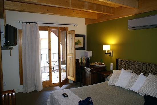 Niu de Sol - Hotel Rural: Habitación Las Peras 2