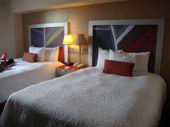 Hampton Inn Manhattan-Chelsea : Nice designed rooms