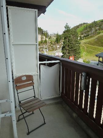 Rantasipi Rukahovi: Balkon