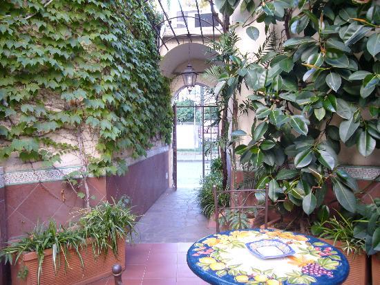 Villa Elisa Casa Vacanze: Ingresso.