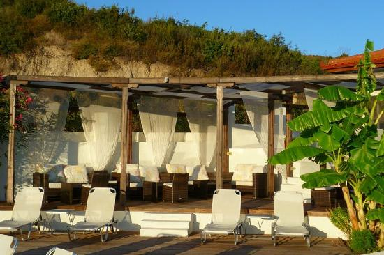 Ampelia Hotel: Nice to reax