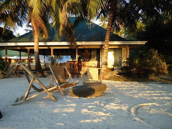 Desroches Island : Il bar