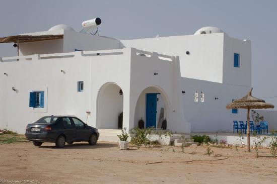 Dar el Foursan: building
