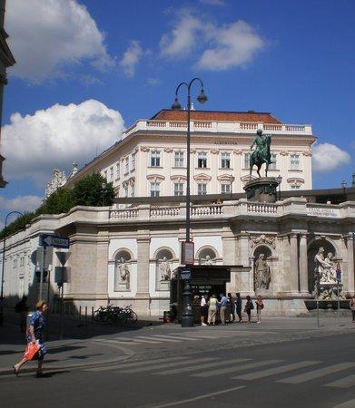 Galerie dei der Albertina