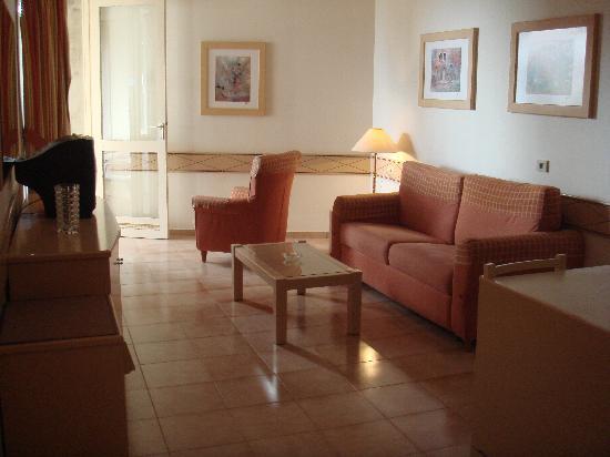 Annapurna Hotel Tenerife: Nice front room