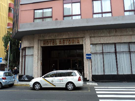 Bull Astoria: Hotel
