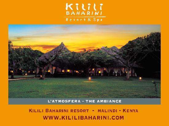 Kilili Baharini Resort & Spa: Ambience