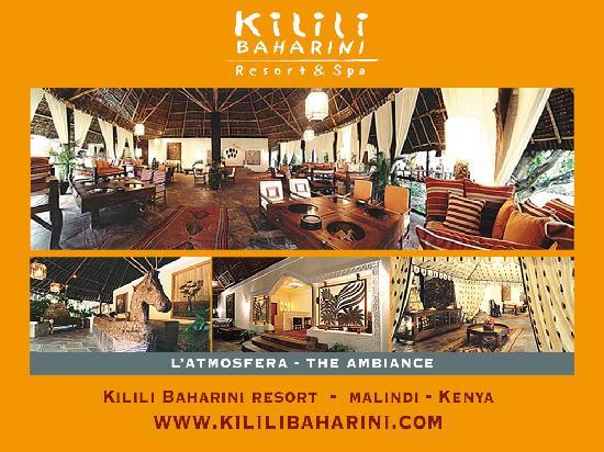 Kilili Baharini Resort & Spa: Charm