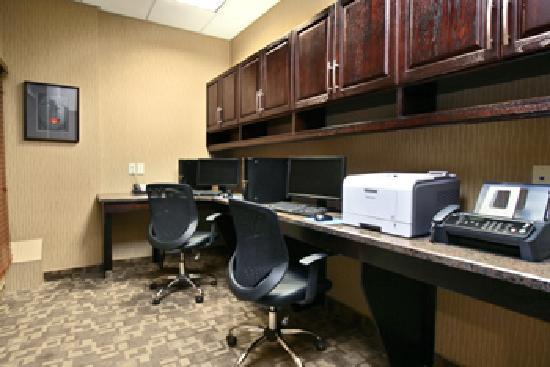 BEST WESTERN PLUS South Edmonton Inn & Suites: Business Centre