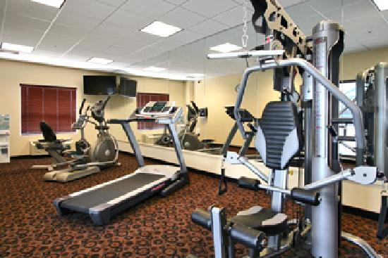 BEST WESTERN PLUS South Edmonton Inn & Suites: Fitness Centre