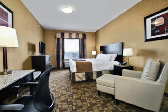 BEST WESTERN PLUS South Edmonton Inn & Suites: King Deluxe