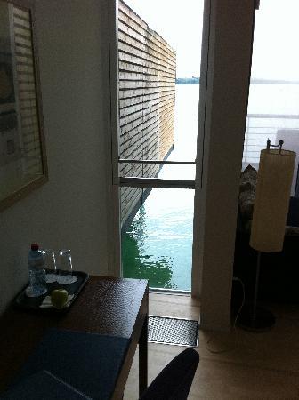 Hotel Palafitte: Intérieur - extérieur