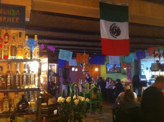 Cantina Mexicana : the restaurant