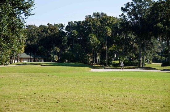 George Fazio Golf Course: 18th Hole
