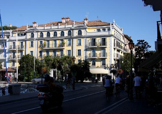 Hotel Metropole: esterno