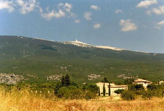 Les Bouteilles : Le Mont Ventoux
