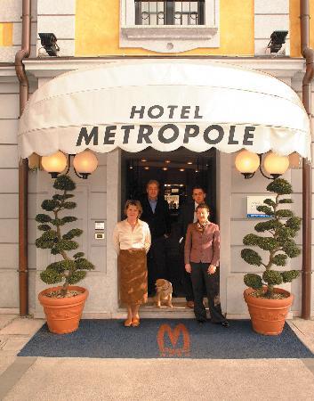 Hotel Metropole: fam.czubert