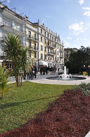 Hotel Metropole: primavera