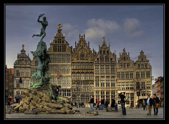 Bruxelles, Belgien: AMBERES