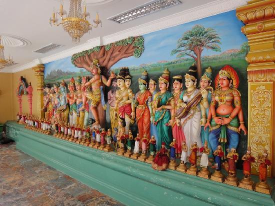 Sri Maha Mariamman Temple : Relief