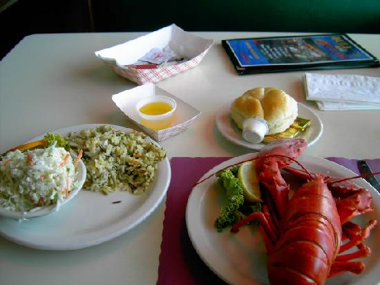 Bull And Claw: Lobster Lunch