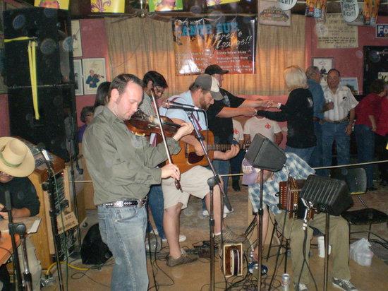 Mamou, Louisiane : the band