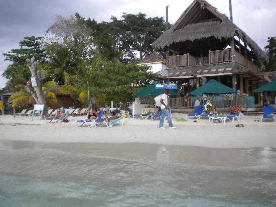 Yard Beach House: hotel from ocean