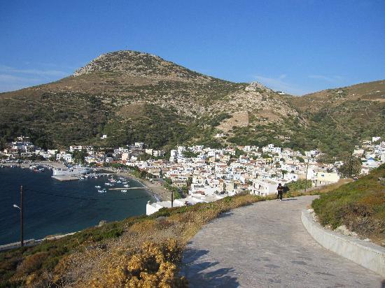 Archipelagos Hotel: overlooking harbour