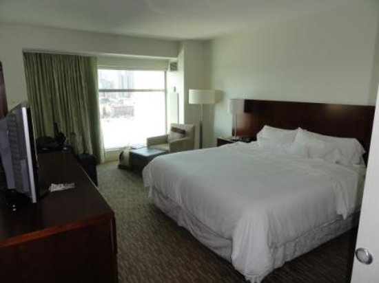 The Westin Boston Waterfront : Room