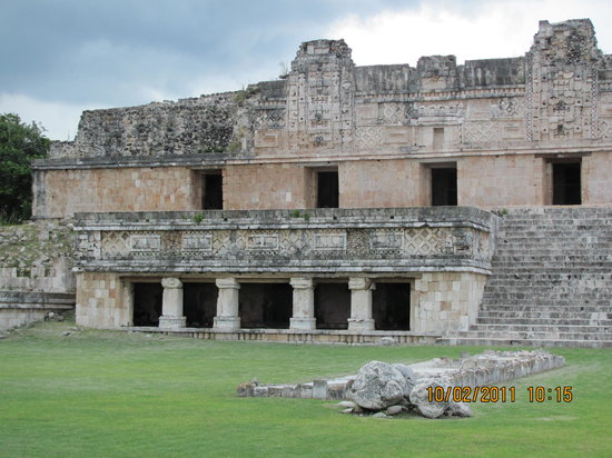 Uxmal, Mexico: Governor's Palace