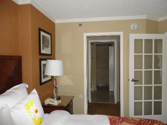 Scottsdale Marriott Suites Old Town : la suite