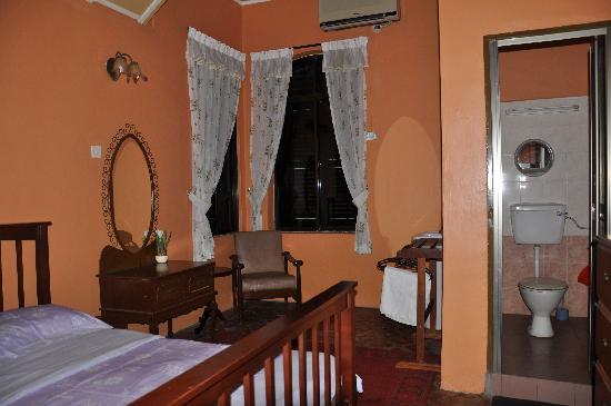 สะการานินดา: Room in Segara Ninda